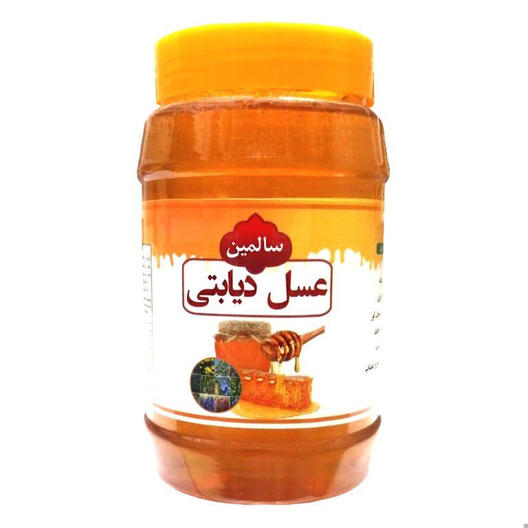 عسل ارگانیک دیابتی ( ساکارز زیر 1)