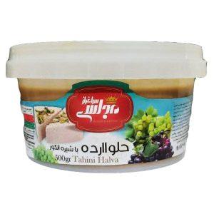 حلوا ارده انگوری ( بدون شکر و رژیمی )