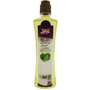 نبات مایع لیمویی